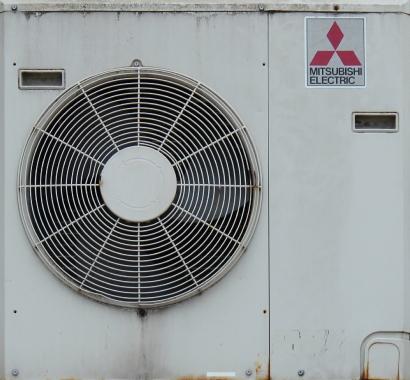 Air Conditioner Vents Urban Amazing Textures